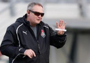 Тренер Локомотива: С Алиевым мы пока не прощались