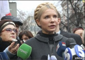 WSJ: Ув'язнення Тимошенко не було б раціональним