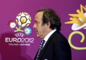 Украине грозит исключение из УЕФА