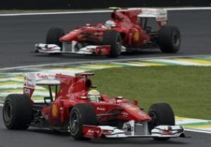 Фотогалерея: Красный рассвет. Ferrari представила болид на новый сезон