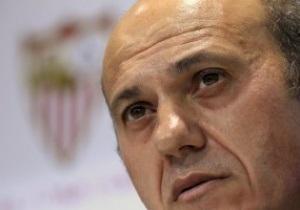 Президент Севильи: Мы поможем найти метателя бутылки