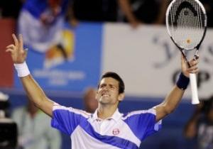 Джокович не впустив Федерера у фінал Australian Open