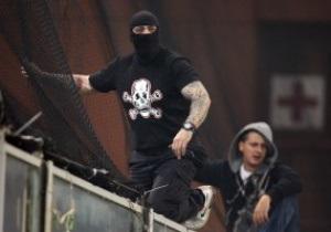 Евро-2012: Украина получила список фанатов-хулиганов