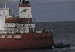Південна Корея відбила своє судно у піратів