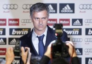 AS: Моуриньо может покинуть Реал этим летом