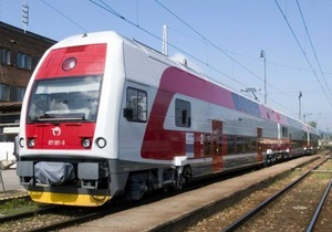 Конкурс на поставку в Украину двухэтажных поездов выиграли чехи
