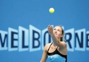 АО-2011: Катерина Бондаренко покидает турнир