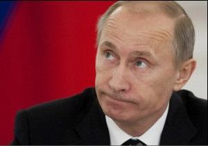 New Times: Путіну можуть заборонити візи в ЄС