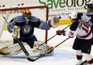 NHL: Флорида дожимает Нью-Джерси
