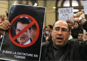 Президент Тунісу пообіцяв піти