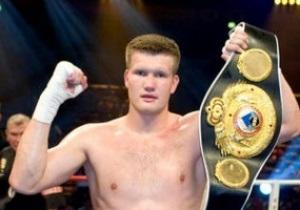 Бой Димитренко vs Сосновский состоится 19 марта