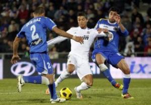 Примера: Реал обыграл Хетафе, а Барселона - Леванте
