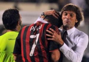 Пато: Надеюсь, у Леонардо не получится в Интере