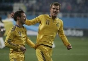 Молодежная сборная Украины сыграет с российскими сверстниками