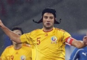 Капитан сборной Румынии желает победы Ромы над Шахтером