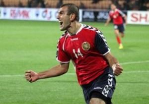 Источник: Динамо усилится игроком сборной Армении