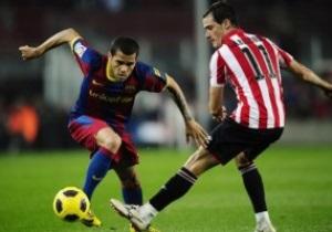Атлетик остановил Барселону