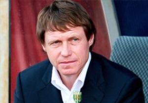 Тренер Карпат опроверг информацию о контракте с ФК Краснодар