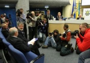 На Конгрессе ФФУ возник скандал из-за трудностей перевода