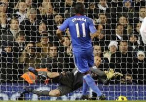 Комиссия Английской Премьер-лиги отобрала один гол у нападающего Челси