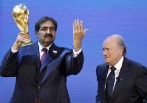 Блаттер: На ЧМ в Катаре проблем для геев не возникнет