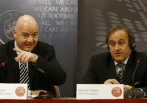 UEFA изменит календарь Лиги Европы