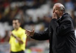 Gazzetta dello Sport: Лучшим тренером года по версии FIFA станет дель Боске