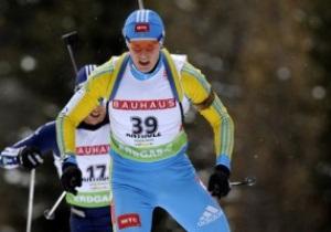 Биатлон: Украинец завоевывает первую в сезоне медаль