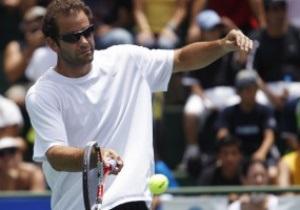 У легендарного теннисиста похитили его трофеи