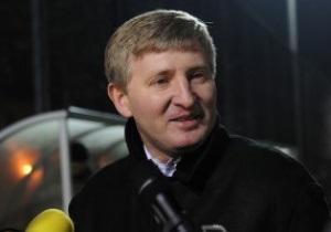 Ахметов не намерен вкладывать средства в российский футбол