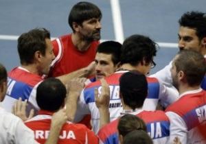 Сербія вперше в історії перемагає в Кубку Девіса