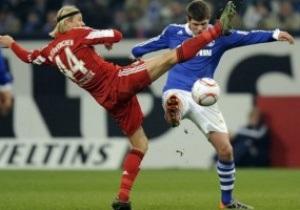 Бундеслига: Шальке сокрушает Баварию, Боруссия продолжает побеждать