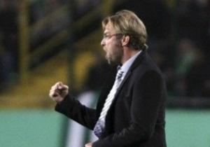 Тренер Боруссии: С уважением отношусь к нашему сопернику