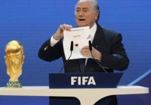 Катар проведет ЧМ-2022