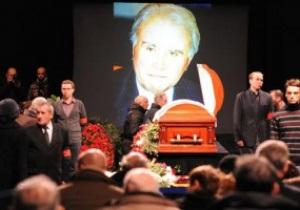 В Москве похоронили Владимира Маслаченко