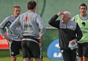 Тренерскому штабу сборной Ирландии урезали зарплату