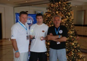Украинского боксера признали лучшим в Европе