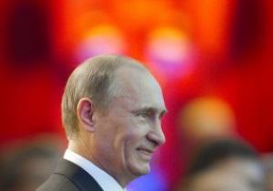 Путин не поедет на выборы страны-хозяйки ЧМ-2018 по футболу
