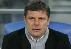 Лужный подтвердил, что скоро уйдет из Динамо