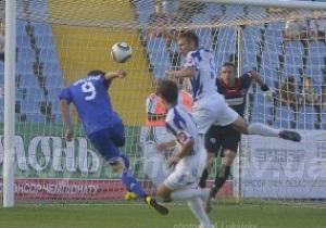 УПЛ: Динамо не забивает два пенальти и побеждает