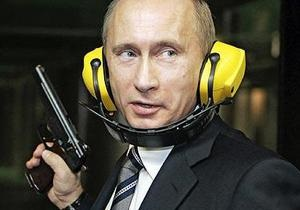Путин назвал разбоем действия Литвы в отношении Газпрома
