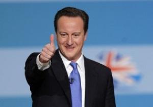 Британский премьер: Надеюсь, Англия покажется России наилучшим местом для ЧМ-2018