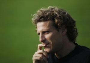 Форлан хочет завершить карьеру в Атлетико