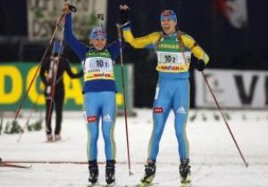 Хвостенко и Дериземля опять выступят в Рождественской гонке