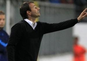 Тренер Партизана: К сожалению, матч с Шахтером уже не имеет для нас значения