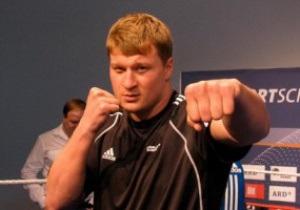 Поветкин встретится с чемпионом Огайо