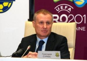 Суркис утверждает, что не предлагал Липпи работу в сборной Украины