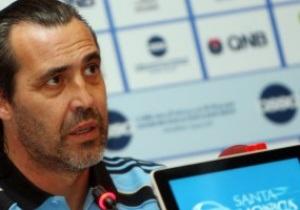 Тренер Аргентины: К счастью, лучший игрок мира играет за нас