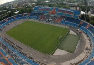Бельгийцы остались без болельщиков на матче с Россией в Воронеже