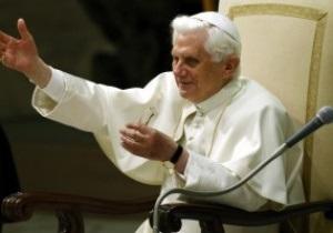 Папа Римский выступил против допинга в спорте